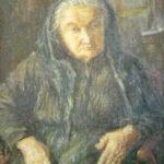 Margherita Biasca, 1936 - olio 81x65 cm - Proprietà - Comune di Caslano